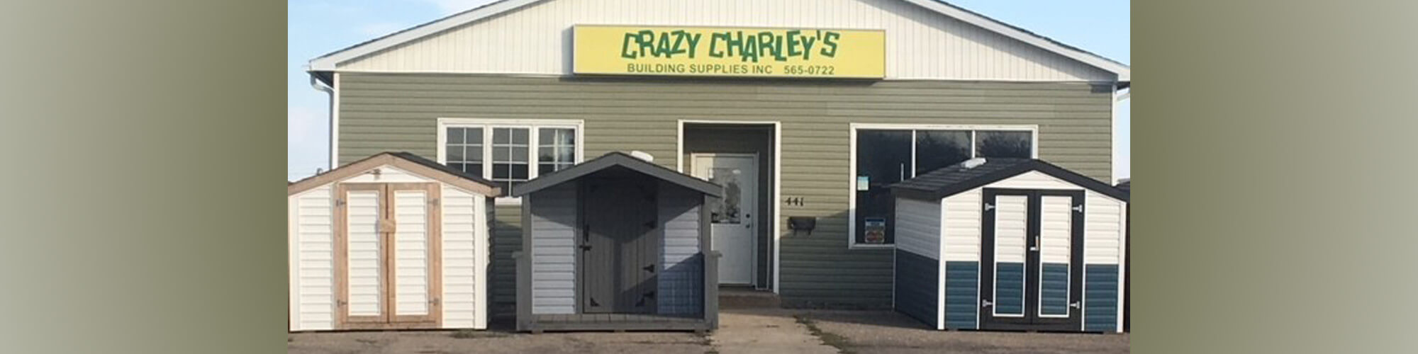 Crazy Charley's Building Supplies Inc